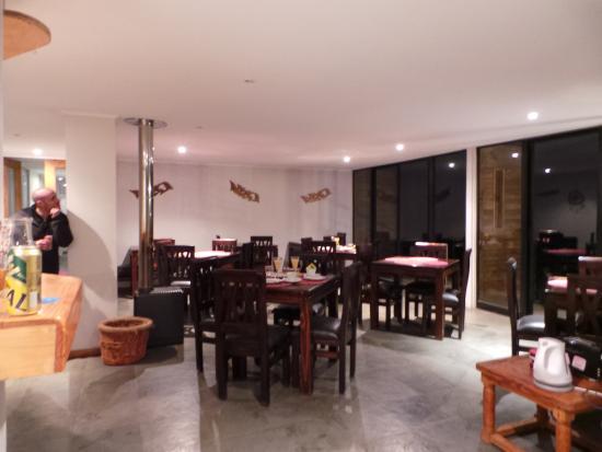 Comedores segundo piso: fotografía de El Encanto Quintay ...