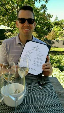 J Vineyards & Winery: Terrace Tasting