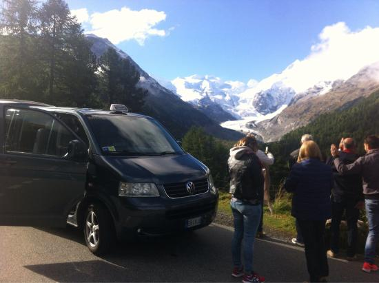 Grosotto, Italy: Private tour!