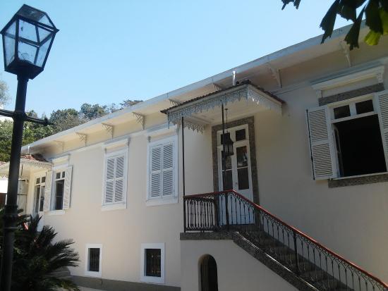 Villa Laurinda: Vista da casa
