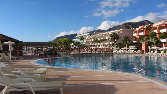 Holiday Village Tenerife: Main Pool