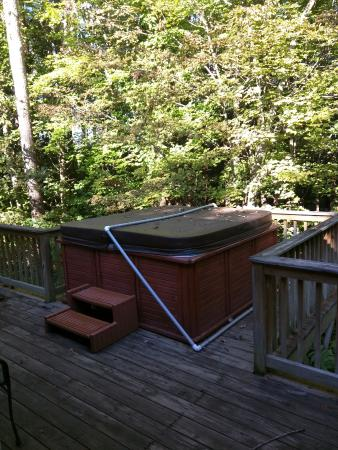 Springwood Cabins: hot tub. hot tub. hot tub. hot tub. hot tub. hot tub.
