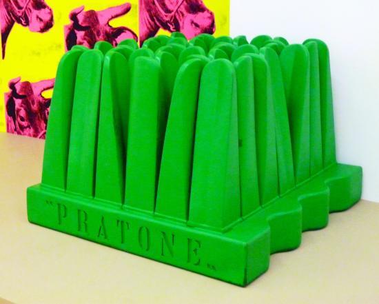 Henie Onstad Art Center Grass Chaise Lounge Giorgio Cerretti Piero Derossi Riccardo