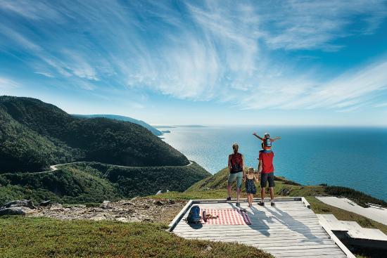 Port Hawkesbury, Καναδάς: The Cabot Trail