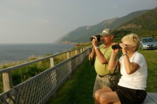 Port Hawkesbury, Kanada: Sightseeing on the Cabot Trail