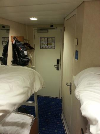 Cabin picture of marine atlantic ferry north sydney for Cabins in newfoundland