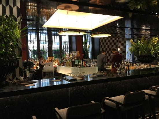Bar Dell Hotel Picture Of Mandarin Oriental Milan