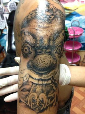Bamboo Tattoo Picture Of Ko Phi Phi Don Krabi Province Tripadvisor
