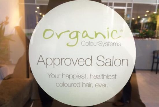 Organic Nails - Picture of Lauren Noel Wellnes Spa & Salon