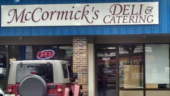 McCormicks Deli & Catering