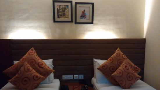 IndiSmart Hotel: Room of the Hotel