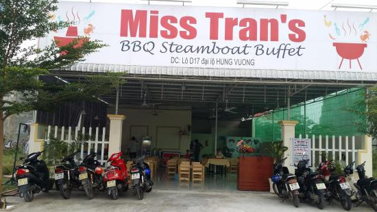 Miss Tran's Bbq Steamboat Buffet
