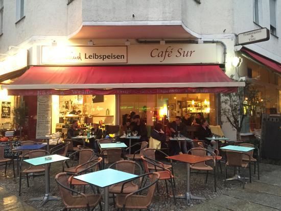 Kaffee und kuchen berlin friedenau