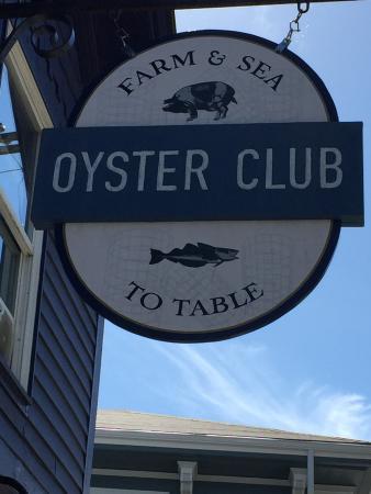 Oyster Club-bild