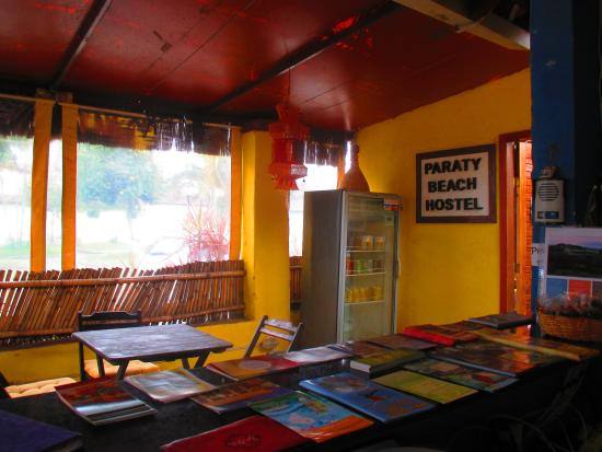 Paraty Beach Hostel