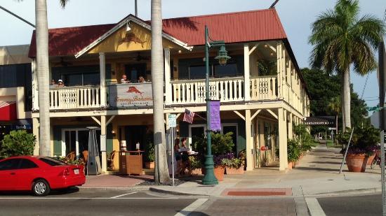 Tommy Bahama Restaurant Bar Sarasota