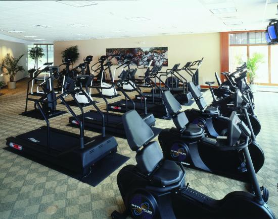 Capitol Peak Lodge: Work out facility at the Snowmass Club