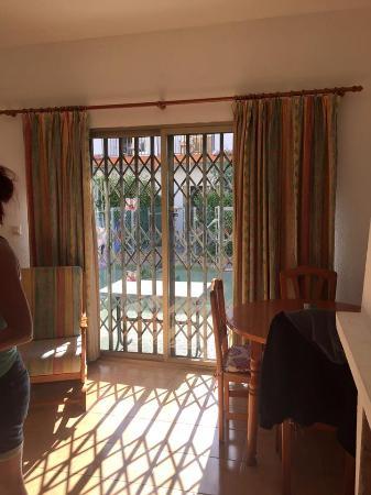 Rinconada Real: living room