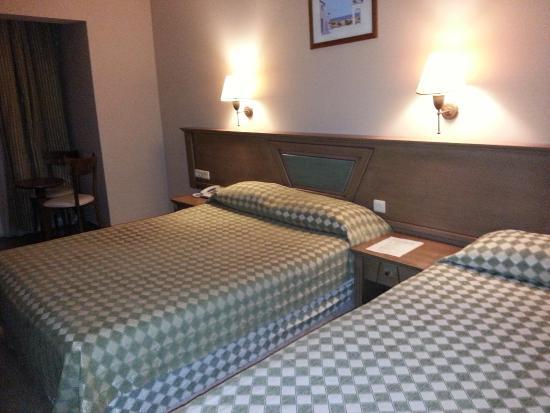 Eken Resort Hotel: Room