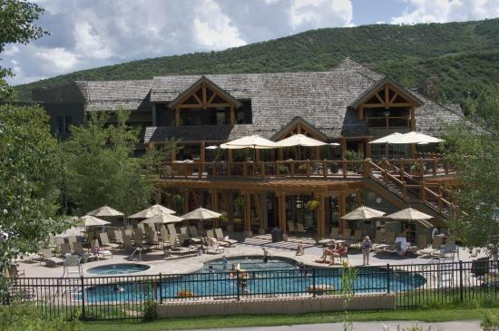 Capitol Peak Lodge: Snowmass Club kids pool