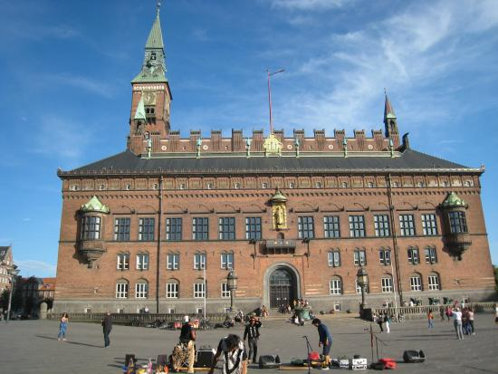 ‪Copenhagen City Hall‬