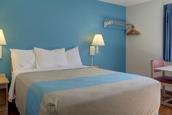 Motel 6 The Dalles : Guest Room