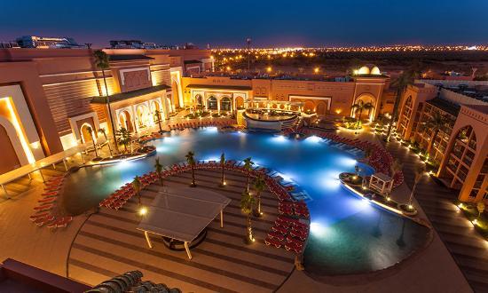 Hotel Savoy Marrakech Reservation