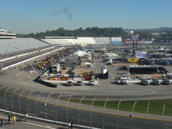 Loudon, NH: New Hampshire Motor Speedway