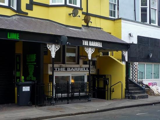 ‪The Barrell Wine & Sports Bar‬