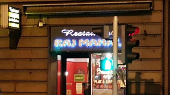 Restaurant Maharani: Raj Mahal