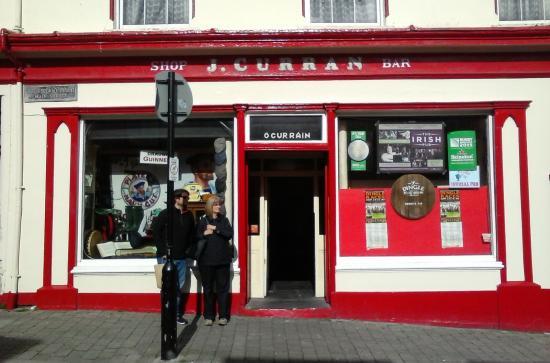 J. Curran's Shop Bar