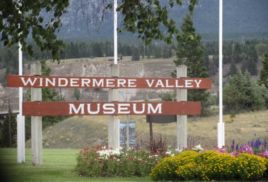 Windermere Valley Museum