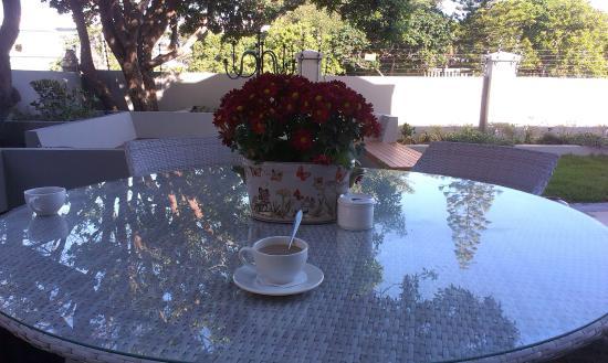 Mandyville Hotel: Garden