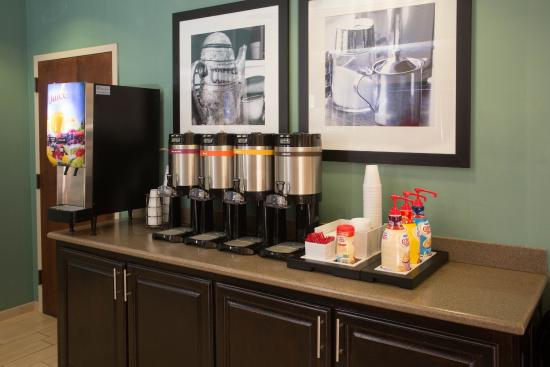Red Roof Inn Tupelo: Lobby Coffee