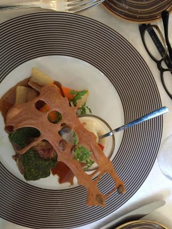 Velluire, Fransa: filet mignon