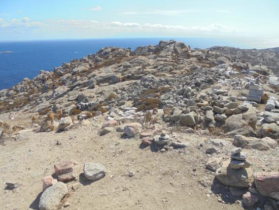 topo - Picture of Mount Kynthos, Delos - TripAdvisor