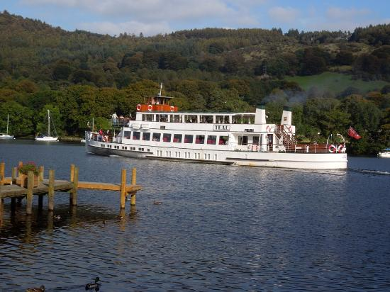 Bowness-on-Windermere, UK: Leaving Lakeside