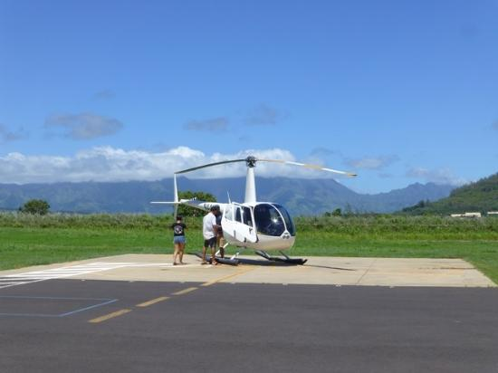 Our Ride  Picture Of Mauna Loa Helicopters Tours Lihue  TripAdvisor