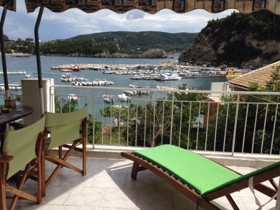 Molos Beach Apartments Corfu