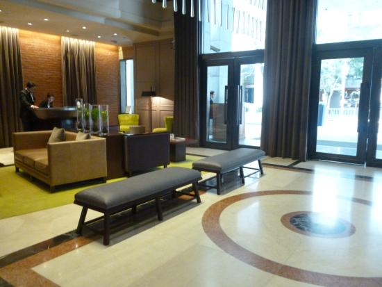 the brick hotel buenos aires mgallery by sofitel recepcion