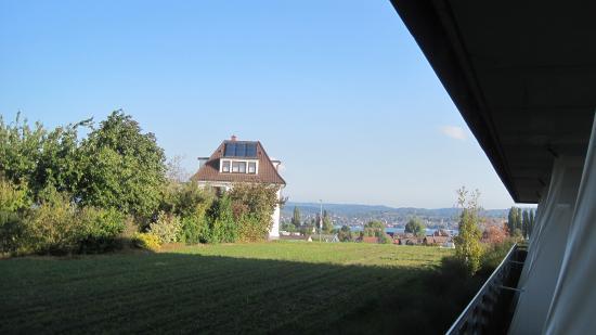 Mein Inselglueck: Aussicht vom Balkon Zimmer 105
