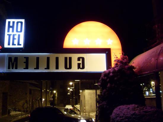Guillem Hotel: отель guillem