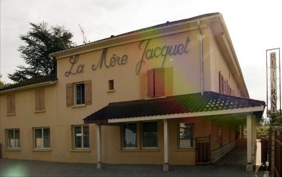 Hotel Restaurant de la Mere Jacquet