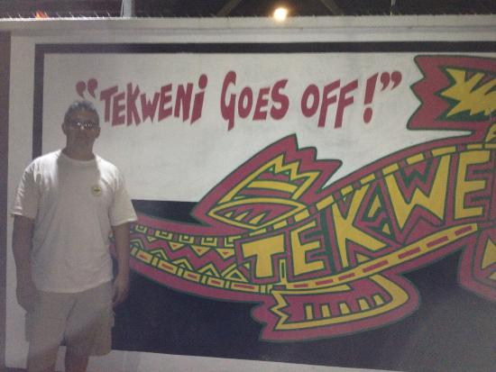 Tekweni Backpackers Hostel: SEP2015