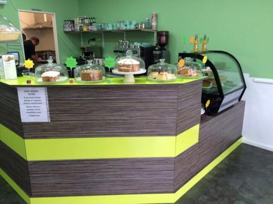 La Patisserie: cakes