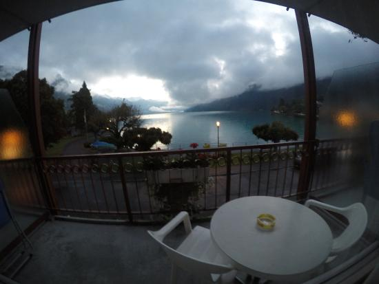 Hotel Seiler au Lac: view from room's balcony
