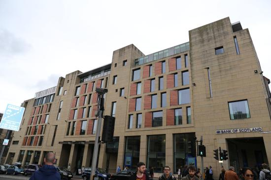 Hotels Near Royal Mile Edinburgh