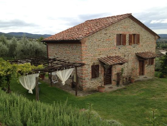 Borgo il Palazzo: One of the guest houses