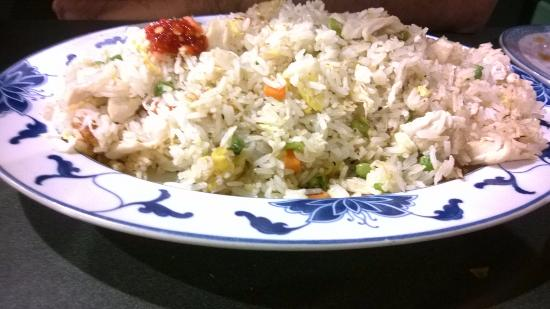 Pho House : chicken fried rice