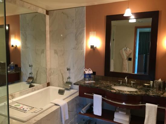 Bathroom Picture Of Grand Hyatt Seattle Seattle TripAdvisor - Bathroom furniture seattle